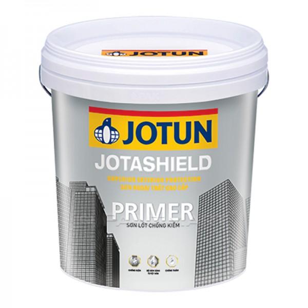 Sơn lót chống kiềm ngoại thất Jotun Jotashield Primer Thùng 17L