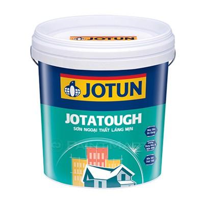 Sơn nước ngoại thất Jotun Jotatough thùng 17L