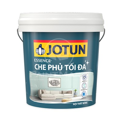 Sơn nội thất Jotun Essence che phủ tối đa bóng - 15L
