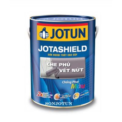 Sơn nước ngoại thất Jotun Jotashield Flex che phủ vết nứt lon 1L