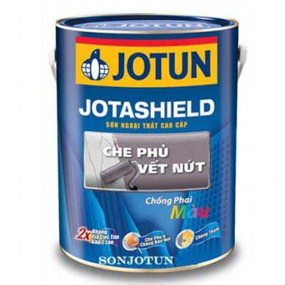 Sơn nước ngoại thất Jotun Jotashield Flex che phủ vết nứt lon 5LIT