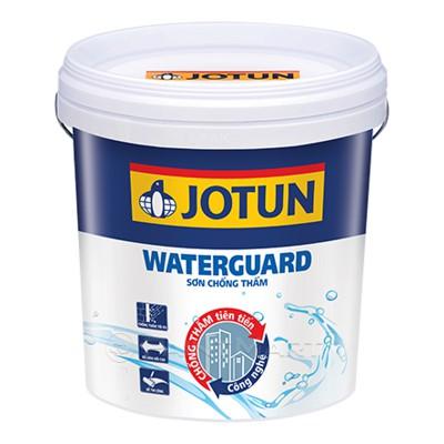 Sơn chống thấm có màu Jotun Waterguard thùng 20Kg