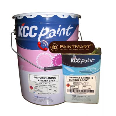 Sơn tự san phẳng cao cấp Unipoxy Lining KCC màu chuẩn