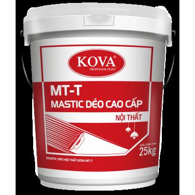 Mastic Dẻo trong nhà Kova MT-T 25Kg