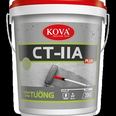 Chất chống thấm cao cấp KOVA CT-11A Plus tường thùng 20Kg
