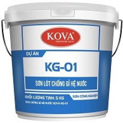 Sơn chống rỉ hệ nước Kova KG-01