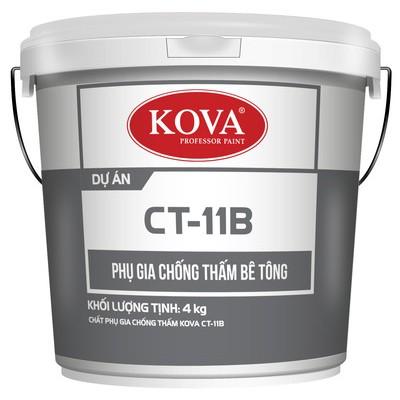 Chất phụ gia chống thấm KOVA CT-11B lon 1KG