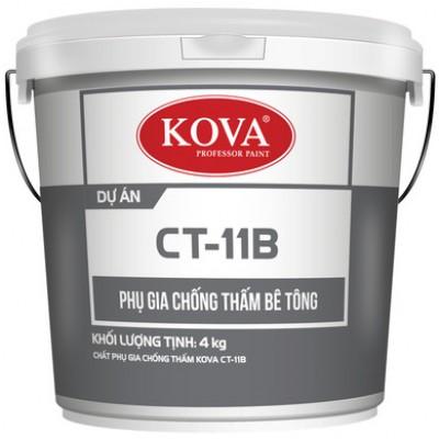 Chất phụ gia chống thấm KOVA CT-11B thùng 4Kg
