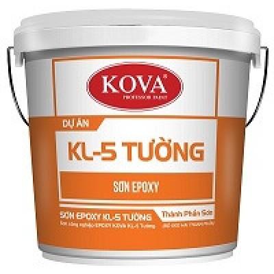 Sơn công nghiệp EPOXY KOVA KL-5 tường