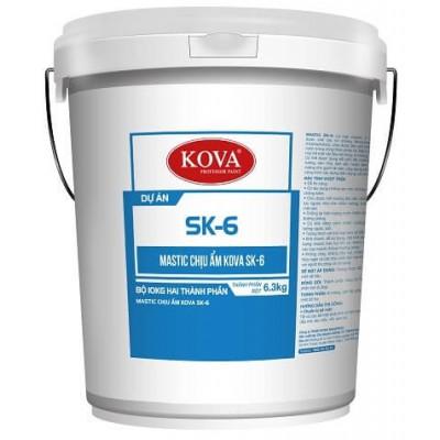 Mastic chịu ẩm Kova SK6