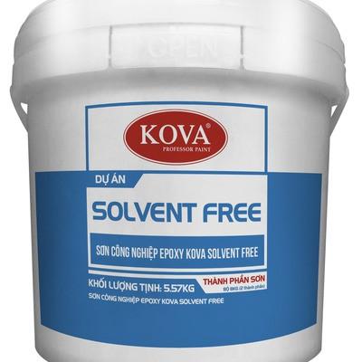 Sơn công nghiệp Epoxy Kova Solvent Free