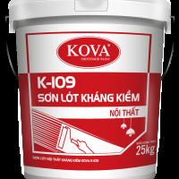 Sơn lót chống kiềm nội thất Kova K-109 THÙNG 5KG