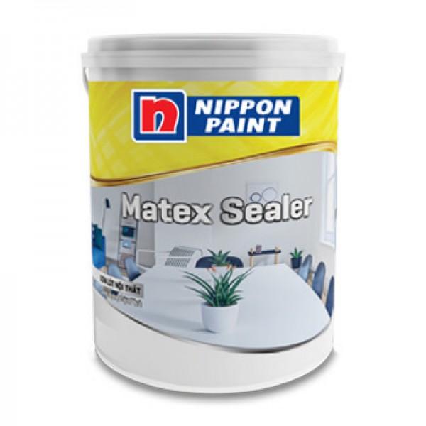 Sơn Lót Nội Thất Matex Sealer 5L