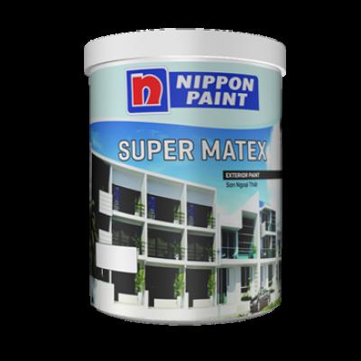 Sơn ngoại thất NIPPON SUPER MATEX 18L