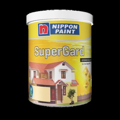 Sơn ngoại thất Nippon SUPERGARD 5L