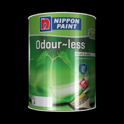 Sơn nội thất Nippon không mùi Odour-Less 18L