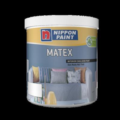 Sơn nội thất Nippon Matex 5L