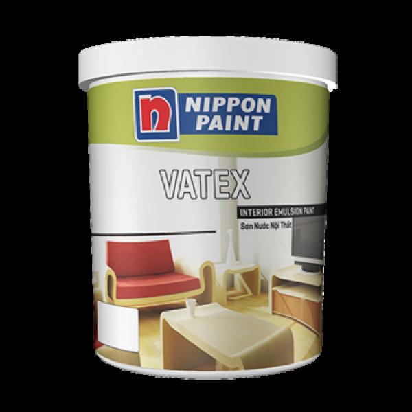 Sơn nội thất kinh tế Nippon Vatex 4L