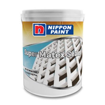 Sơn Lót Ngoại Thất Super Matex Sealer 17L