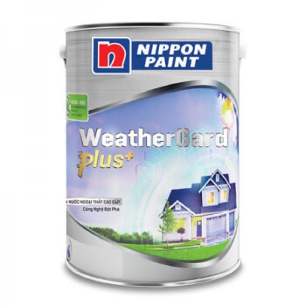 Sơn Nippon WeatherGard Plus 5L