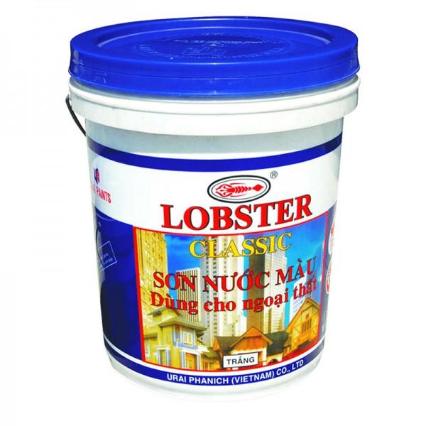 Sơn Nước Màu Ngọai Thất Lobster Classic