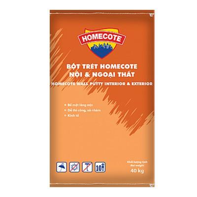 Bột trét nội & ngoại thất TOA HOMECOTE - 40kg