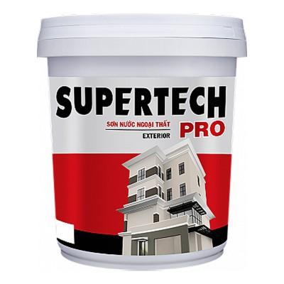 Sơn nước ngoại thất TOA SUPERTECH PRO - 5L