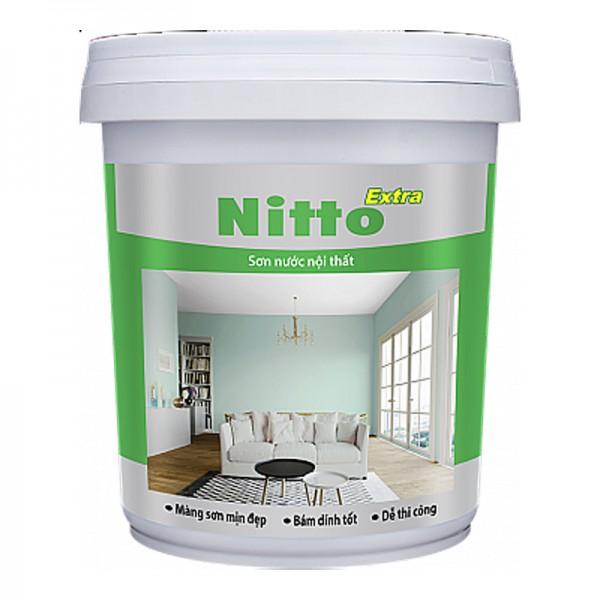 Sơn nội thất TOA NITTO EXTRA - 4L