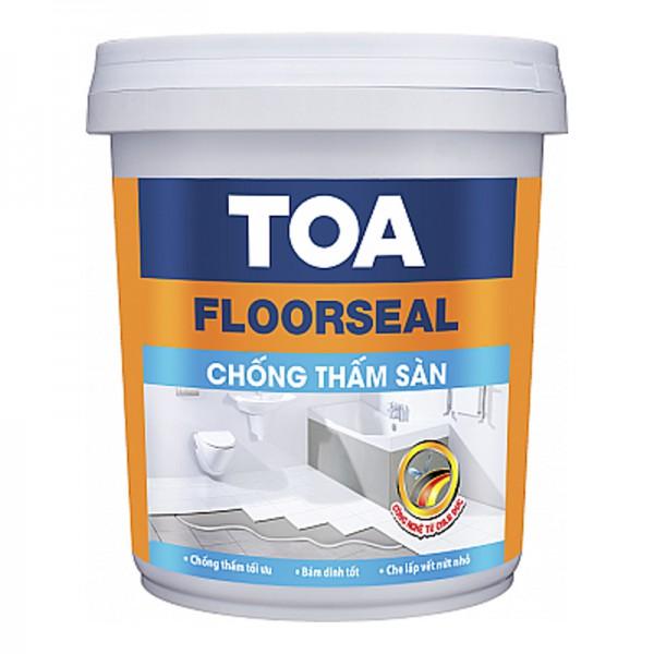 Sơn chống thấm sàn TOA FLOORSEAL - 4kg