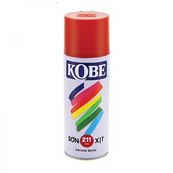Sơn xịt áp suất TOA KOBE - 400ML