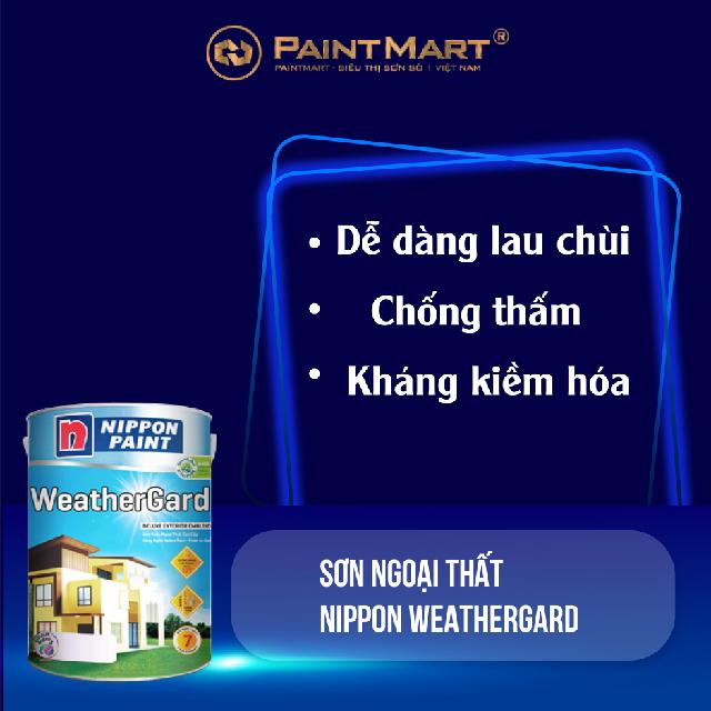 Sơn Nippon Weather Gard